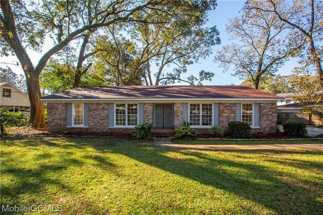8 Westminster Way, Mobile, AL 36608 (MLS #647110) :: Berkshire Hathaway HomeServices - Cooper & Co. Inc., REALTORS®