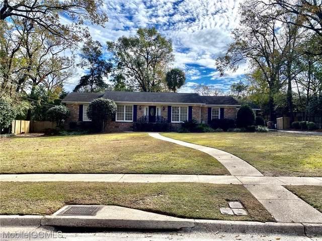 4455 Kingswood Drive, Mobile, AL 36608 (MLS #647194) :: Berkshire Hathaway HomeServices - Cooper & Co. Inc., REALTORS®