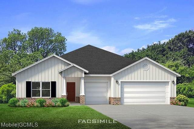 10501 Loamy Avenue, Mobile, AL 36695 (MLS #647359) :: Berkshire Hathaway HomeServices - Cooper & Co. Inc., REALTORS®