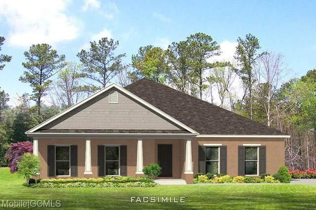 1742 Amelia Drive E, Mobile, AL 36695 (MLS #647475) :: Berkshire Hathaway HomeServices - Cooper & Co. Inc., REALTORS®