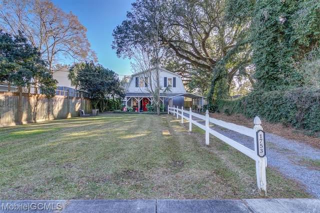 1753 New Hamilton Street, Mobile, AL 36604 (MLS #647523) :: Berkshire Hathaway HomeServices - Cooper & Co. Inc., REALTORS®