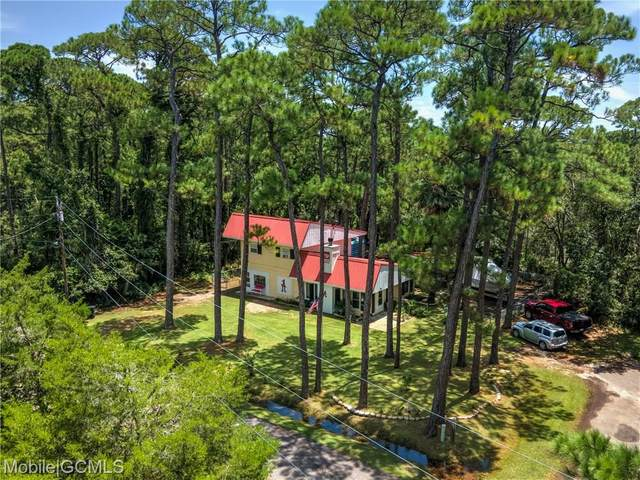 911 Longfellow Place, Dauphin Island, AL 36528 (MLS #647618) :: Berkshire Hathaway HomeServices - Cooper & Co. Inc., REALTORS®