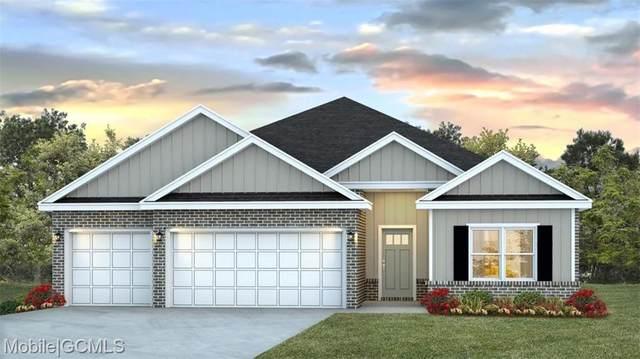 3362 Woodlands Drive, Saraland, AL 36571 (MLS #647657) :: JWRE Powered by JPAR Coast & County