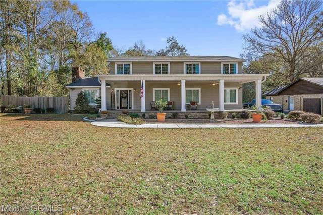3701 Scenic Drive, Mobile, AL 36605 (MLS #647664) :: Berkshire Hathaway HomeServices - Cooper & Co. Inc., REALTORS®