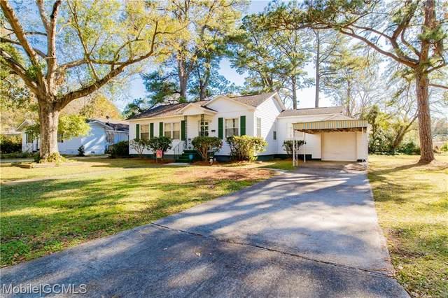 3161 Baronne Street, Mobile, AL 36606 (MLS #647768) :: Berkshire Hathaway HomeServices - Cooper & Co. Inc., REALTORS®