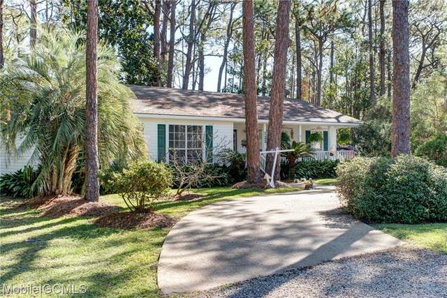 122 Forney Johnston Drive, Dauphin Island, AL 36528 (MLS #647775) :: Berkshire Hathaway HomeServices - Cooper & Co. Inc., REALTORS®