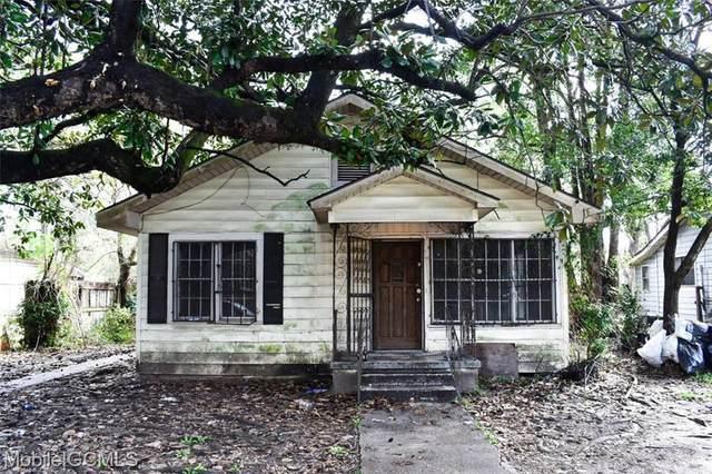 914 Woodard Avenue, Mobile, AL 36610 (MLS #647832) :: Berkshire Hathaway HomeServices - Cooper & Co. Inc., REALTORS®