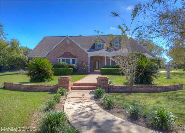 12832 Dominion Drive, Fairhope, AL 36532 (MLS #647875) :: Mobile Bay Realty