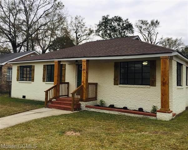 2215 St Teresa Street, Mobile, AL 36606 (MLS #647885) :: Berkshire Hathaway HomeServices - Cooper & Co. Inc., REALTORS®