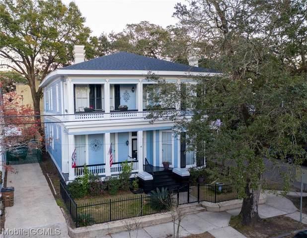 115 Dearborn Street S, Mobile, AL 36602 (MLS #648089) :: Berkshire Hathaway HomeServices - Cooper & Co. Inc., REALTORS®