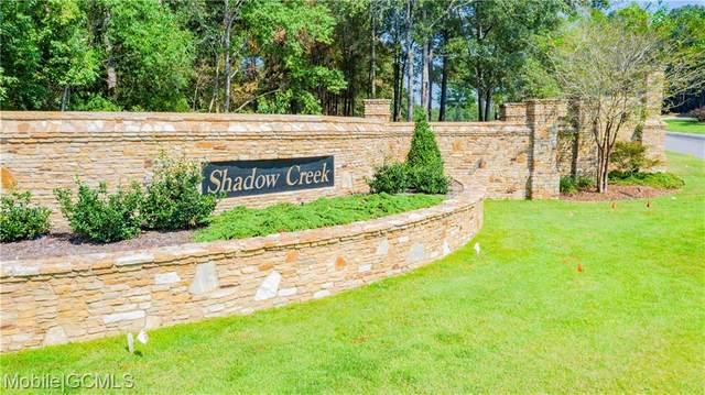 0 Shadow Creek Drive #15, Mobile, AL 36695 (MLS #648106) :: Mobile Bay Realty