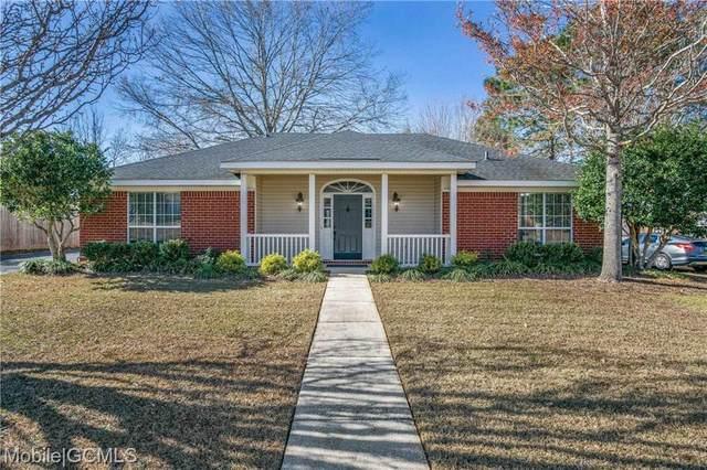 1260 Colonial Hills Drive, Mobile, AL 36695 (MLS #648108) :: Berkshire Hathaway HomeServices - Cooper & Co. Inc., REALTORS®