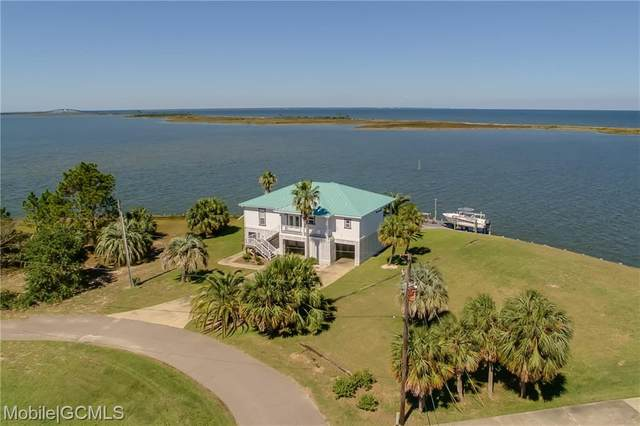 537 Buchanan Drive, Dauphin Island, AL 36528 (MLS #648113) :: JWRE Powered by JPAR Coast & County