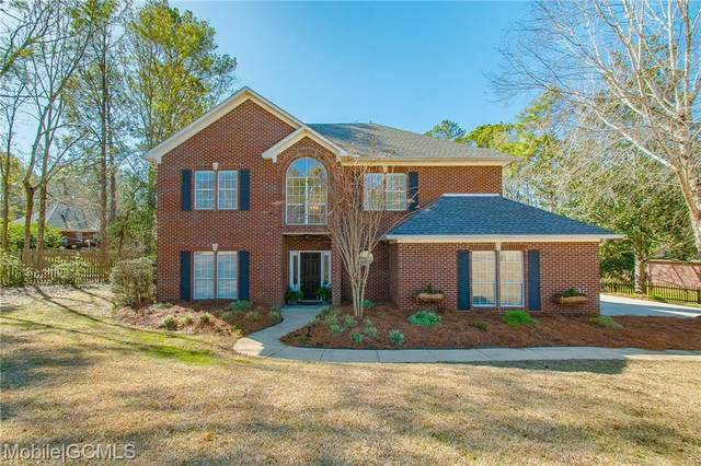 109 General Canby Drive, Spanish Fort, AL 36527 (MLS #648137) :: JWRE Powered by JPAR Coast & County