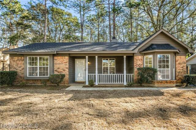 1864 Summer Place Drive E, Mobile, AL 36618 (MLS #648150) :: Mobile Bay Realty