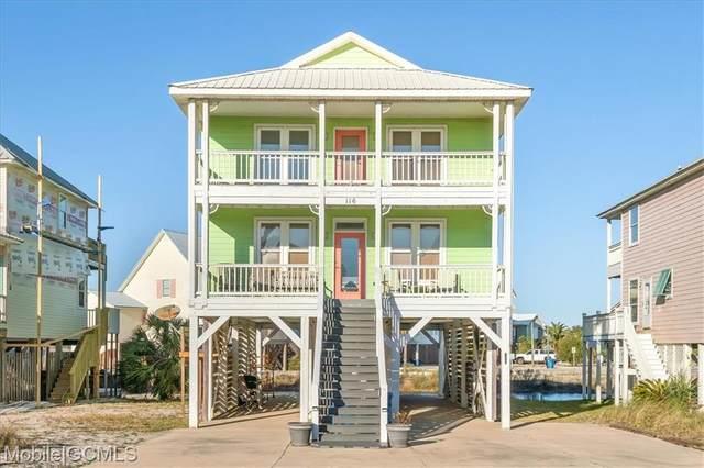 116 Gulf Court, Gulf Shores, AL 36542 (MLS #648166) :: Berkshire Hathaway HomeServices - Cooper & Co. Inc., REALTORS®