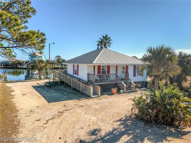 514 Lemoyne Drive, Dauphin Island, AL 36528 (MLS #648246) :: JWRE Powered by JPAR Coast & County