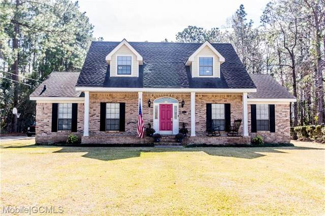 8635 Blackstone Drive, Semmes, AL 36575 (MLS #648250) :: Berkshire Hathaway HomeServices - Cooper & Co. Inc., REALTORS®