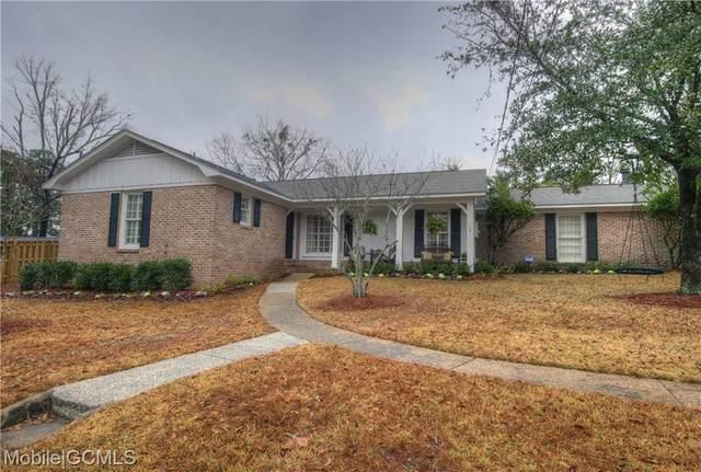 4124 Ursuline Drive, Mobile, AL 36608 (MLS #648296) :: Berkshire Hathaway HomeServices - Cooper & Co. Inc., REALTORS®