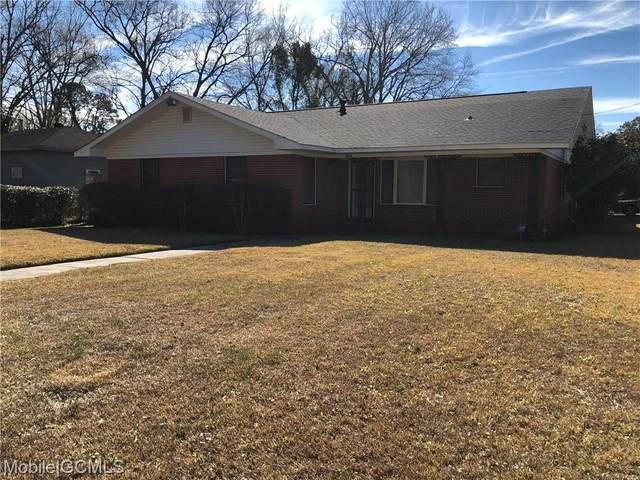 523 Turner Road W, Prichard, AL 36610 (MLS #648311) :: Berkshire Hathaway HomeServices - Cooper & Co. Inc., REALTORS®