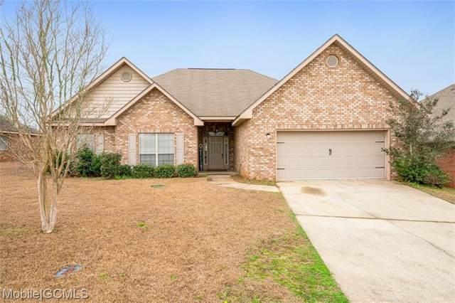 2542 Hedgerow Drive, Mobile, AL 36695 (MLS #648338) :: Elite Real Estate Solutions