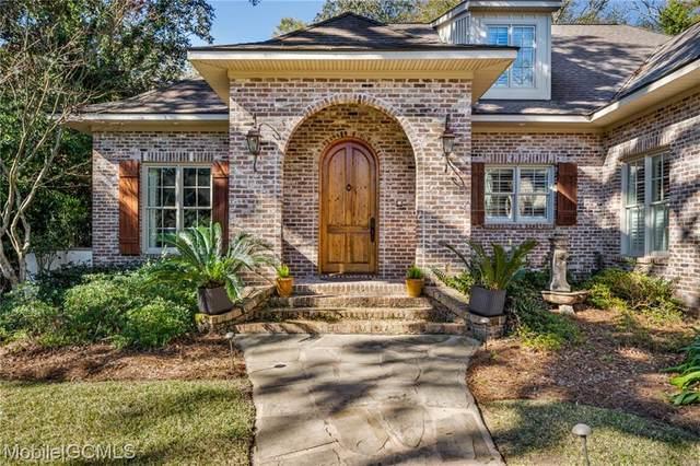 261 Dilston Lane, Mobile, AL 36608 (MLS #648482) :: Berkshire Hathaway HomeServices - Cooper & Co. Inc., REALTORS®