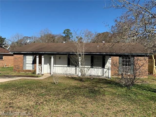 204 Mauvilla Drive, Chickasaw, AL 36611 (MLS #648521) :: Berkshire Hathaway HomeServices - Cooper & Co. Inc., REALTORS®