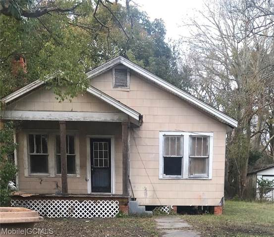 1846 Canal Street, Mobile, AL 36606 (MLS #648747) :: Berkshire Hathaway HomeServices - Cooper & Co. Inc., REALTORS®