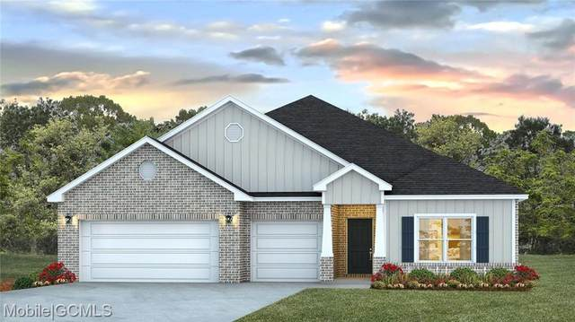 1401 Chaparral Court, Mobile, AL 36575 (MLS #648761) :: Berkshire Hathaway HomeServices - Cooper & Co. Inc., REALTORS®