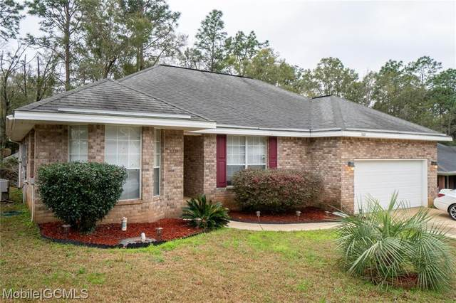 5885 Spyglass Drive, Mobile, AL 36618 (MLS #648779) :: Mobile Bay Realty