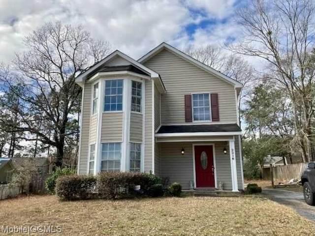 2216 Woodlea Court N, Mobile, AL 36695 (MLS #648889) :: Berkshire Hathaway HomeServices - Cooper & Co. Inc., REALTORS®