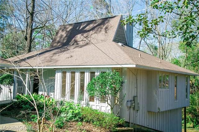 5720 Delrose Drive, Mobile, AL 36609 (MLS #648906) :: Mobile Bay Realty
