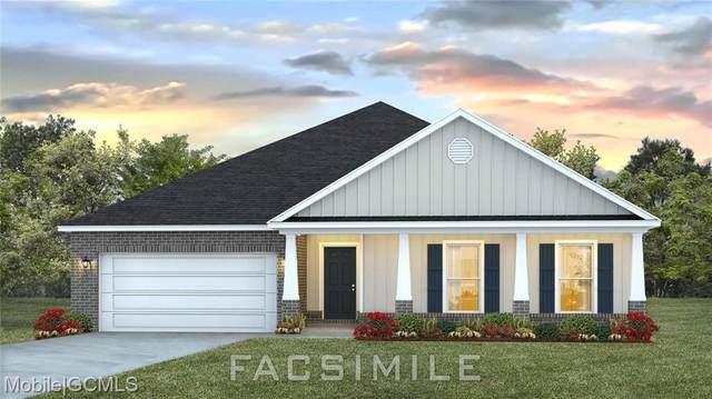 1377 Chaparral Court, Mobile, AL 36575 (MLS #648934) :: Berkshire Hathaway HomeServices - Cooper & Co. Inc., REALTORS®