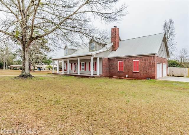 12935 Petit Bois Court, Grand Bay, AL 36541 (MLS #648950) :: Berkshire Hathaway HomeServices - Cooper & Co. Inc., REALTORS®