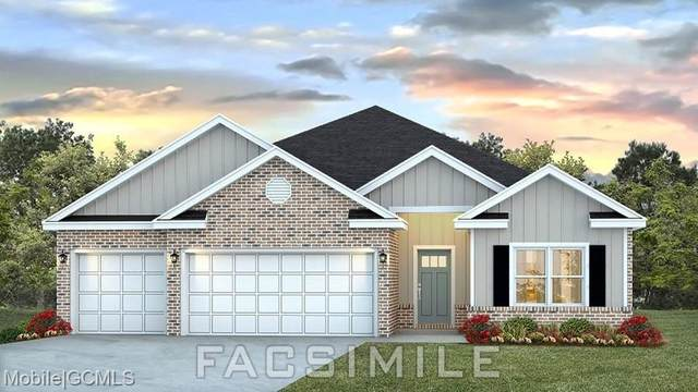 1300 Redland Street, Mobile, AL 36695 (MLS #648955) :: Mobile Bay Realty