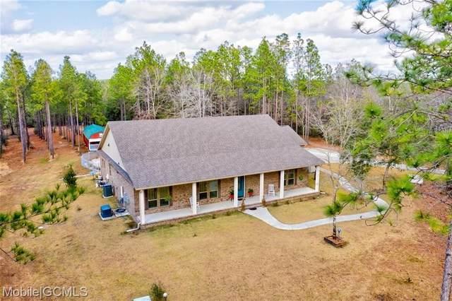 4210 Copeland Island Road, Mobile, AL 36695 (MLS #648972) :: Berkshire Hathaway HomeServices - Cooper & Co. Inc., REALTORS®