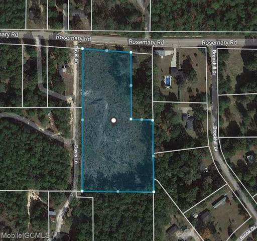 0 Rosemary Road, Eight Mile, AL 36613 (MLS #648990) :: Mobile Bay Realty