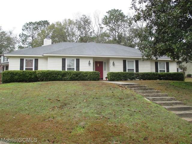 6316 Shadowlake Court, Mobile, AL 36693 (MLS #649010) :: Mobile Bay Realty