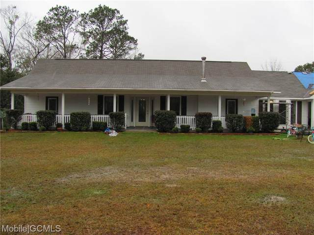 14921 Bellingrath Road, Coden, AL 36523 (MLS #649027) :: Berkshire Hathaway HomeServices - Cooper & Co. Inc., REALTORS®
