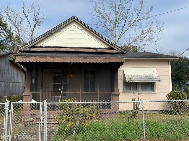 1314 Chisam Avenue, Mobile, AL 36603 (MLS #649041) :: Mobile Bay Realty