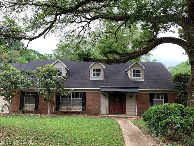 3413 Canacee Drive, Mobile, AL 36693 (MLS #649054) :: Mobile Bay Realty