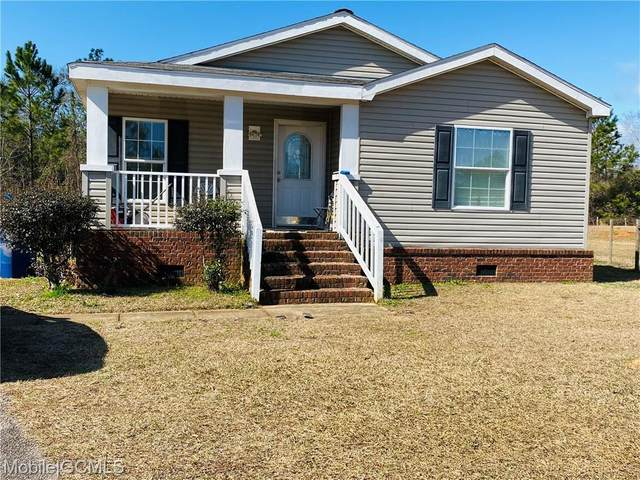 6960 March Pointe Court, Theodore, AL 36582 (MLS #649223) :: Mobile Bay Realty