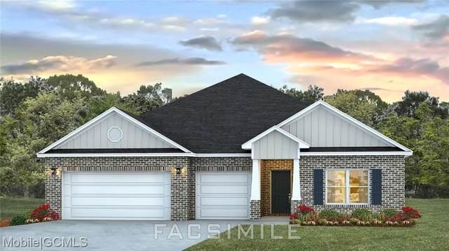 1353 Chaparral Court, Semmes, AL 36575 (MLS #649314) :: Berkshire Hathaway HomeServices - Cooper & Co. Inc., REALTORS®