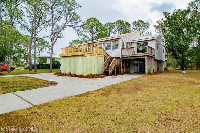 400 Audubon Drive, Dauphin Island, AL 36528 (MLS #649389) :: Berkshire Hathaway HomeServices - Cooper & Co. Inc., REALTORS®