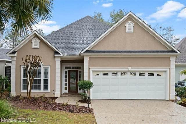 320 Clubhouse Drive, Fairhope, AL 36532 (MLS #649440) :: Mobile Bay Realty
