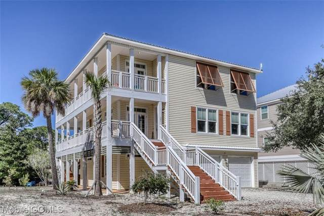 721 Hernando Place, Dauphin Island, AL 36528 (MLS #649469) :: JWRE Powered by JPAR Coast & County