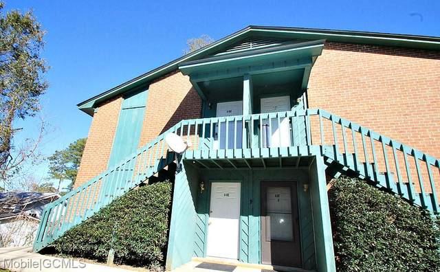 500 Grant Street A202, Daphne, AL 36526 (MLS #649520) :: Mobile Bay Realty