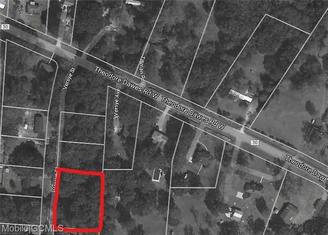 0 Versye Avenue 4&5, Theodore, AL 36582 (MLS #649521) :: Elite Real Estate Solutions
