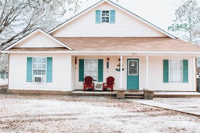 6810 Tanner Williams Road, Lucedale, MS 39452 (MLS #649534) :: Mobile Bay Realty