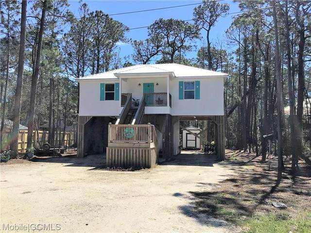 807 Ingraham Place, Dauphin Island, AL 36528 (MLS #649535) :: Mobile Bay Realty